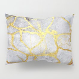 KINTSUGI  ::  Recognise Beauty Pillow Sham