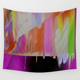 Walls Of Colour Wall Tapestry