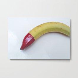 Banana Metal Print