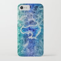 mineral iPhone & iPod Cases featuring MINERAL MAZE by Catspaws