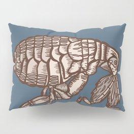 Flea Pillow Sham