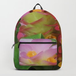 Blooming Ginger Cone  Backpack