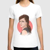 emma watson T-shirts featuring Emma Watson by joanpsart