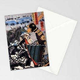 Amakasu Omi no kami Stationery Cards