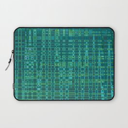 Hipster Plaid Laptop Sleeve