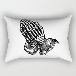 Prayers of the dead Rectangular Pillow