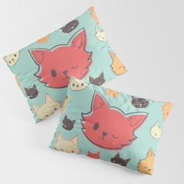 Kitty Wink Pillow Sham