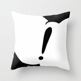 !! Throw Pillow