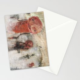The Dead Will Walk Again Stationery Cards