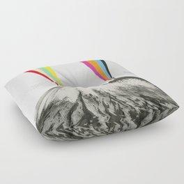 Volcanos Floor Pillow