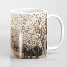 Dreamy Ethereal South Carolina Dogwood Trees Nature Landscape Coffee Mug
