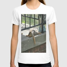 Someone There? T-shirt