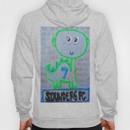Seattle Sounders Dino Hoody