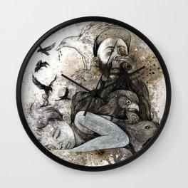 Woodkid Wall Clock