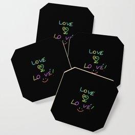 LOVE... Lo vé! Coaster