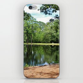 A Swimming Hole iPhone Skin