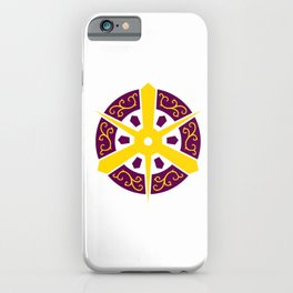 Flag of Kyoto iPhone Case