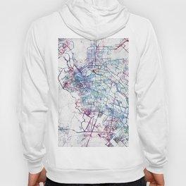 El Paso map Hoody