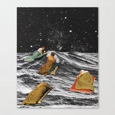 DRIFTERS Canvas Print