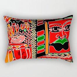 Big Up! Africa! Rectangular Pillow