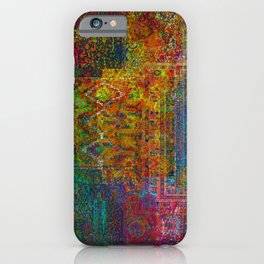 Holi Sky iPhone Case