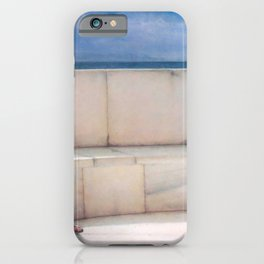 Expectations by Sir Lawrence Alma Tadema | Reproduction iPhone Case