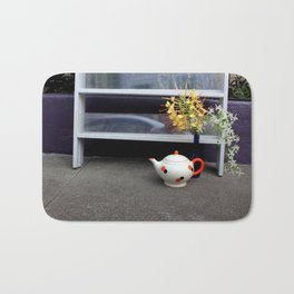 Ode To The Wayward Card Rack Bath Mat