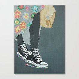 70's Vibe Canvas Print