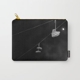 NIGHTTIME - Hanging shoes Carry-All Pouch