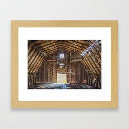 Adam Hoffman Homestead 20 Framed Art Print