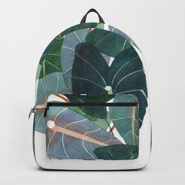 Caladiums Backpack