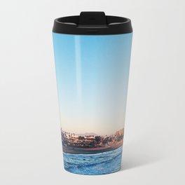 Cali Skies and Waters Travel Mug