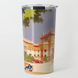 Salsomaggiore Italy 1920s Travel Mug
