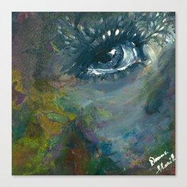 Woodland Daydreams Canvas Print
