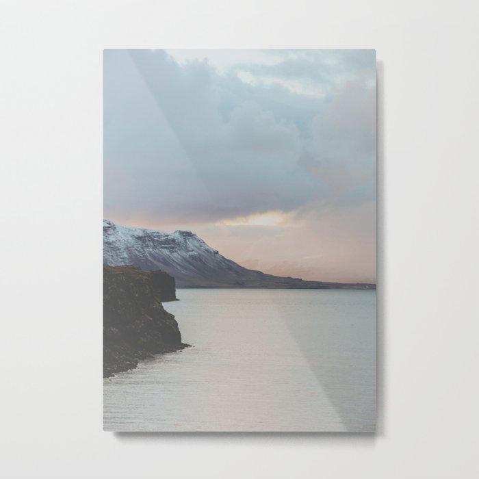 Western Region, Iceland Metal Print