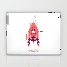 L is for Leviathan Laptop & iPad Skin