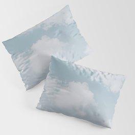 summer clouds Pillow Sham
