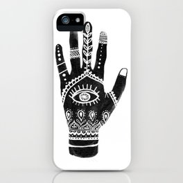 The All Seeing  iPhone Case
