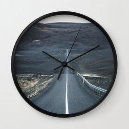 Midnight Driving part 1 Wall Clock