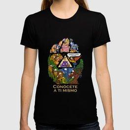 Conocete a ti mismo T-shirt