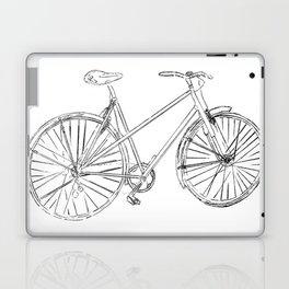 Bike Illustration Laptop & iPad Skin