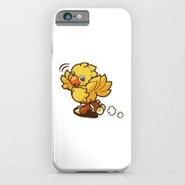 Stylish Chocobo iPhone Case