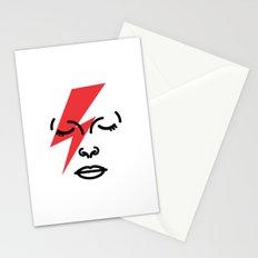 Bye Ziggy Stardust Stationery Cards