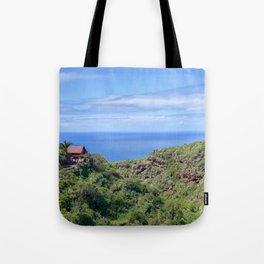 Little House on La Palma Tote Bag