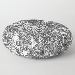 Botanical Floor Pillow