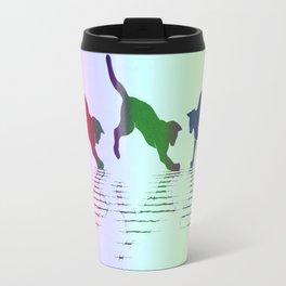 CATS RAINBOW Travel Mug