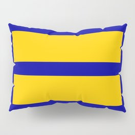 Equality Blue Pillow Sham