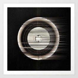 light 3. Art Print