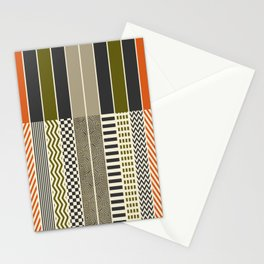 Patterns - Color Stationery Cards