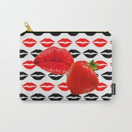 lip kisses Carry-All Pouch